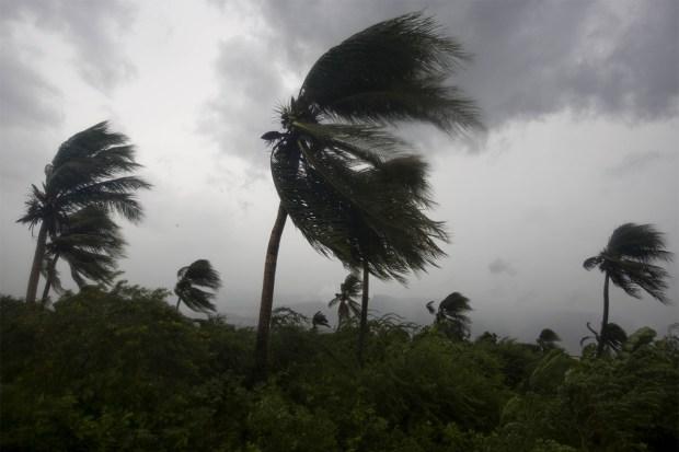 Hurricane Matthew Smashes Haiti