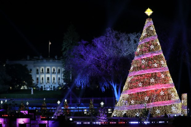 Trump wishes US Merry Christmas as President