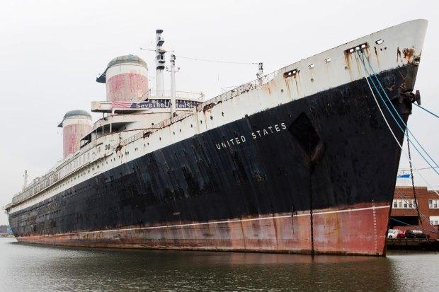 [NATL] Historic Ship Larger Than Titanic Could Sail Again