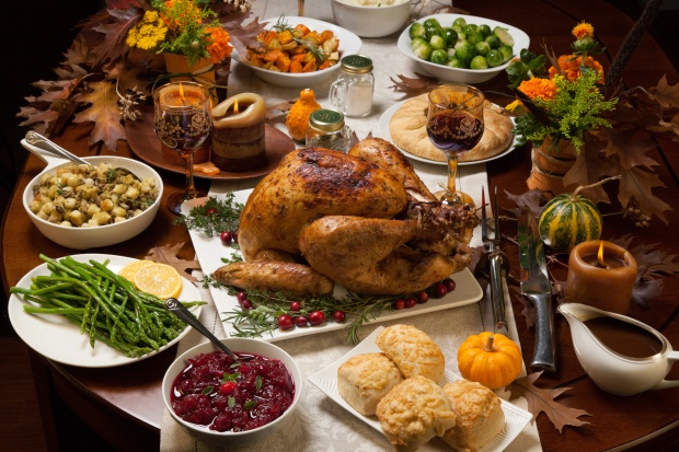 [NATL] Olympians' Favorite Thanksgiving Dishes