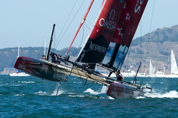 America's Cup World Series Final Day
