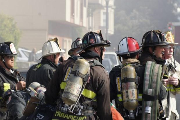 Capp Street Fire