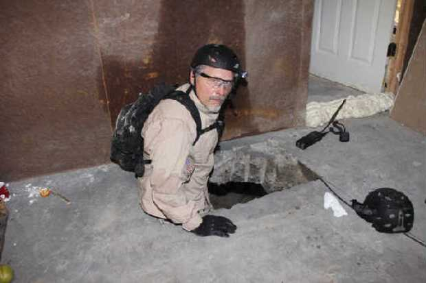 Feds Release Photos of Drug Tunnel