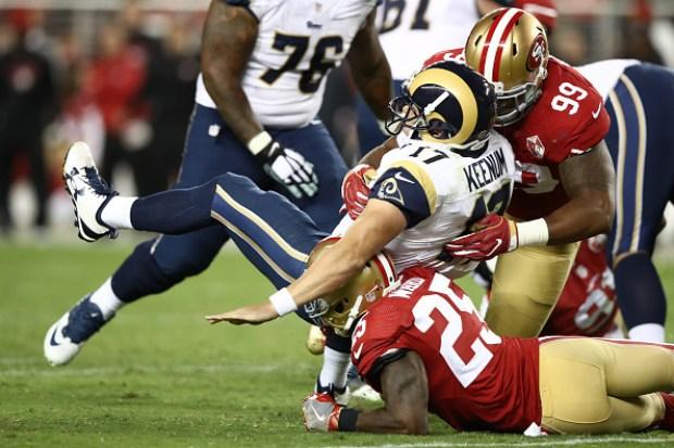 San Francisco 49ers 2016-2017 Season Highlights