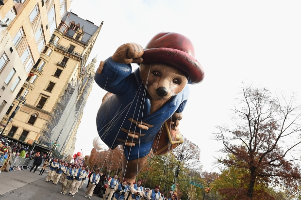 [NATL] 90th Macy's Thanksgiving Day Parade Marches Through NYC
