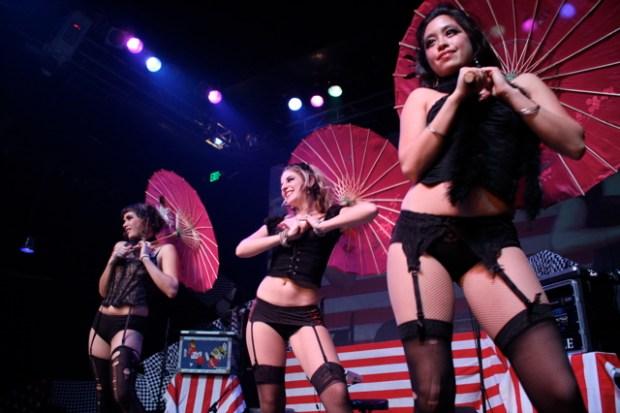 Bohemian Carnival Stops in SF