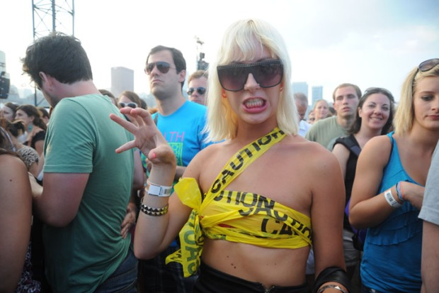 PHOTOS: Gaga's Little Lolla Monsters