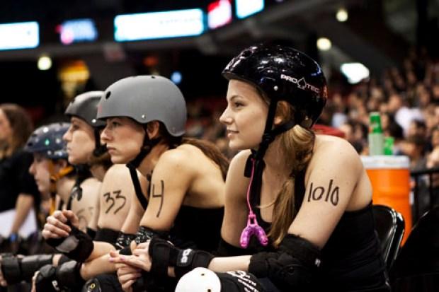 PHOTOS: Roller Derby Doubleheader