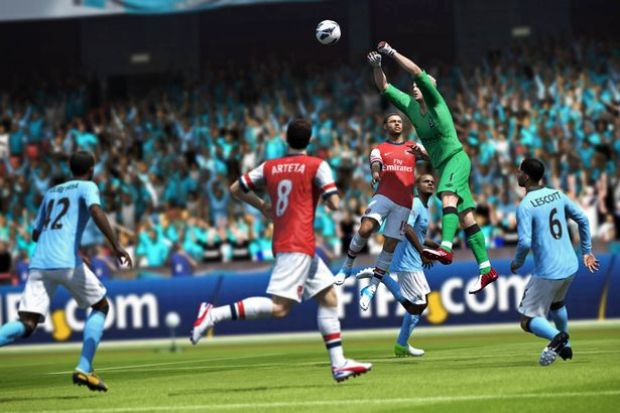 Best Sports Video Games of 2012