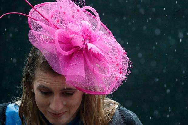 [NATL] Relentless Rain Makes for Wettest Derby on Record