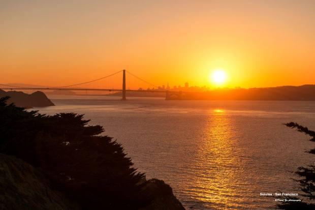 [BAY GALLERY]Bay Area Sunrises & Sunsets