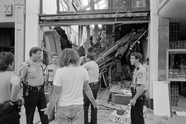 1989 Loma Prieta Earthquake: Santa Cruz Photojournalist's Images