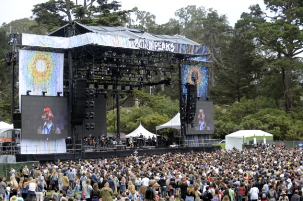 Sold-Out Outside Lands Festival