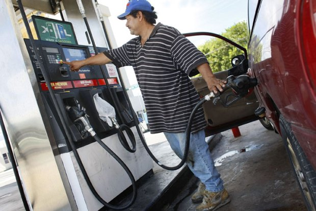 [BAY] US Gas Prices Jump 13 Cents a Gallon; 17 Cents in San Jose