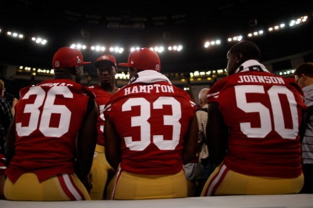 49ers Super Bowl Media Day in New Orleans