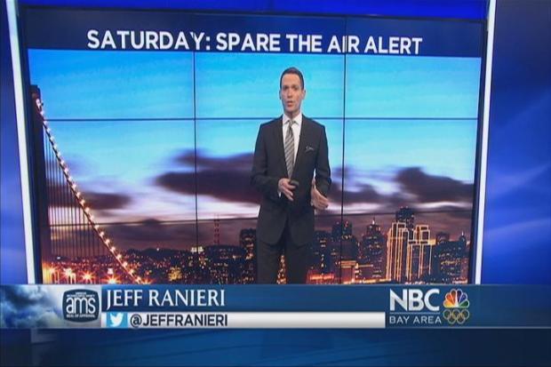 [BAY] Stubborn Air Pollution & 4 Day AQI  Forecast