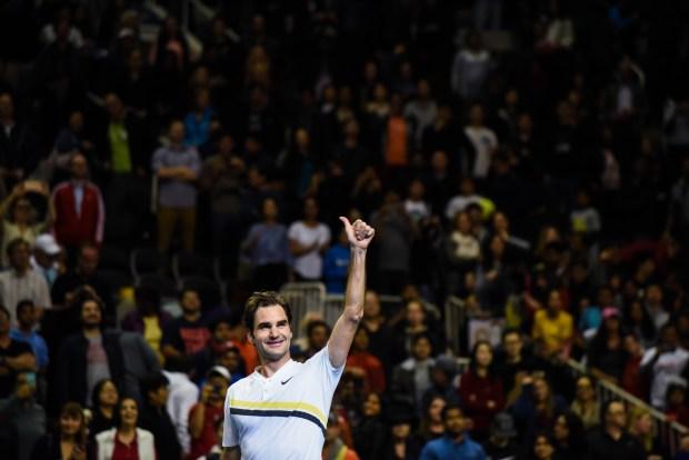 Roger Federer's 'Match for Africa' Raises $2.5M