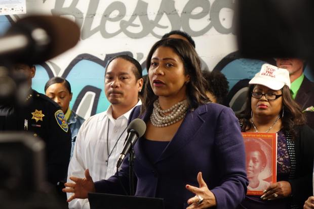 Five Things to Know About Acting SF Mayor London Breed