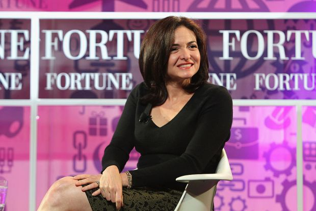 Sandberg on Why She Shunned 'Most Likely to Succeed' Label