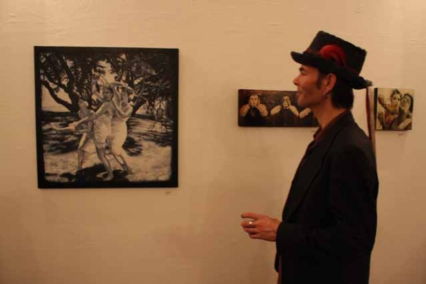 Clowns Take Over Mina Dresden Gallery in San Francisco