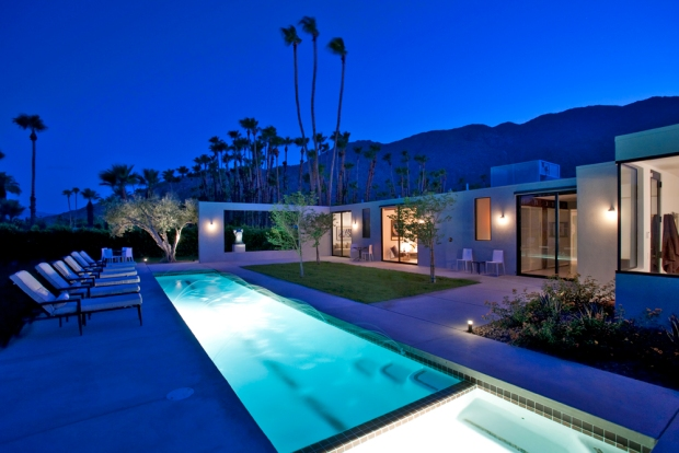 Open House: Mid- Century Palm Springs Modern Estate