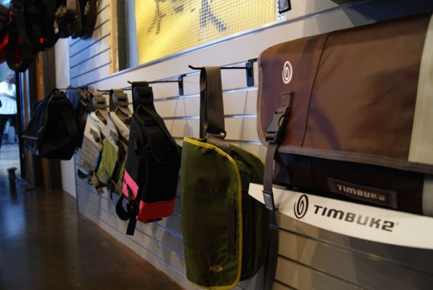 Timbuk2 Is Right Here in San Francisco