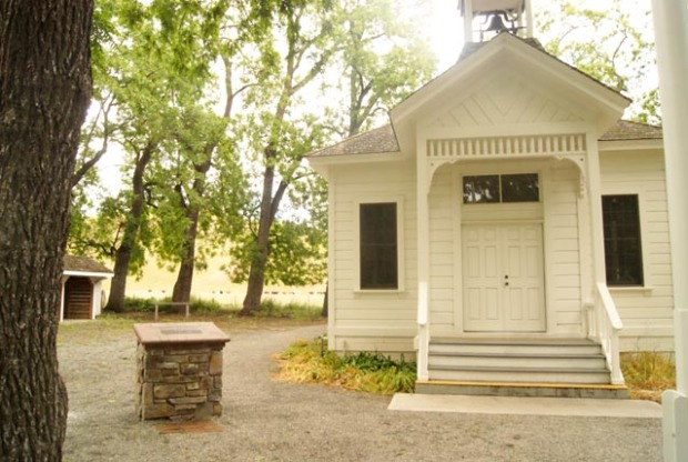 The East Bay's Little House on the Prairie