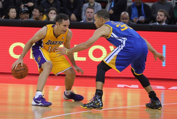 [BAY] Warriors Tip-Off Season vs. Lakers at Oracle Arena