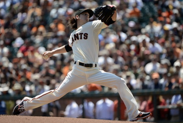 Lincecum Takes Step Back Against Padres