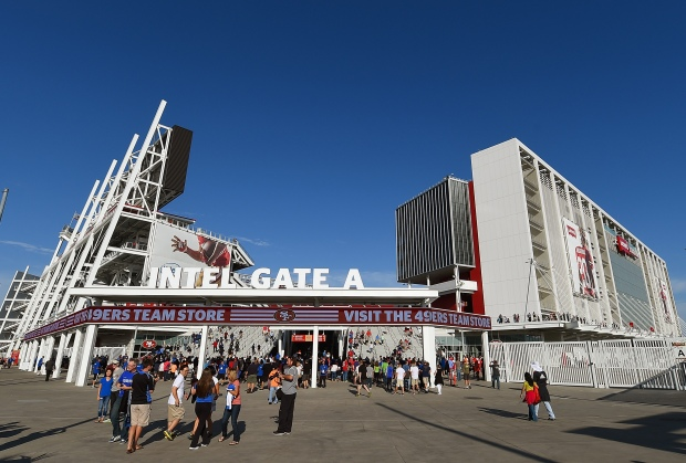 [BAY] Levi's Stadium Prepares for 49ers Debut
