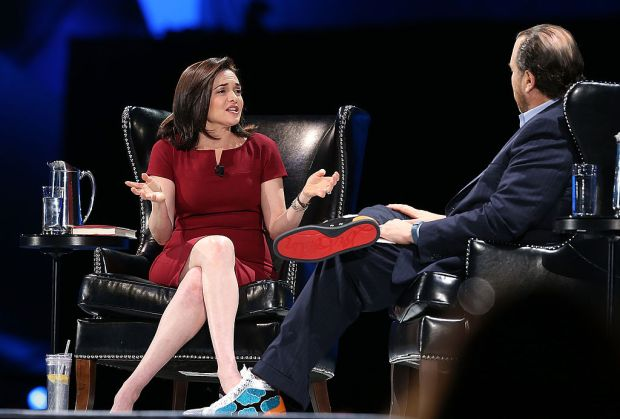 Sandberg on Maternity Leave and 'Why We Need to Do Better'