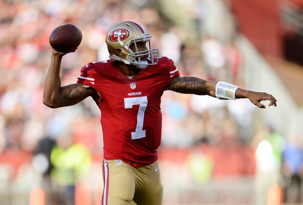 PHOTOS: 49ers Game Highlights From Preseason