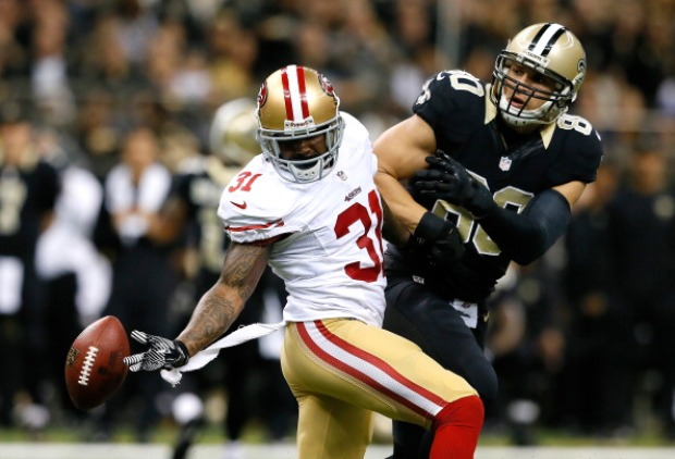 49ers vs. Saints