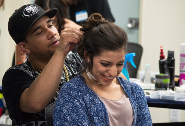Library Attracts Teens With Prom Makeovers and Dresses