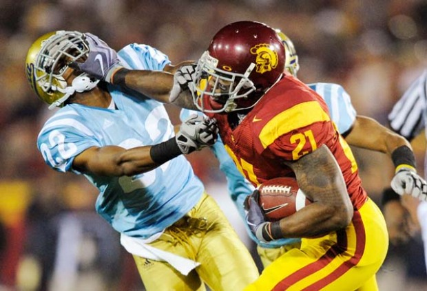 USC Football Continues to Dominate UCLA
