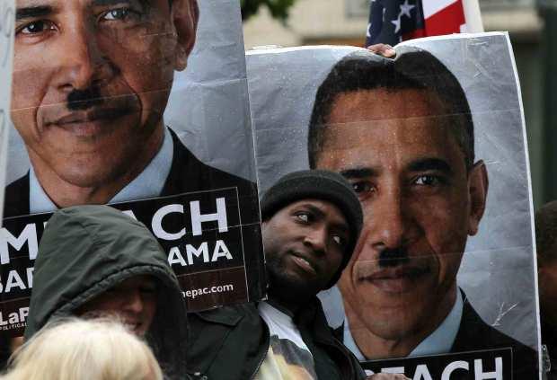 President Obama's Visit in Photos
