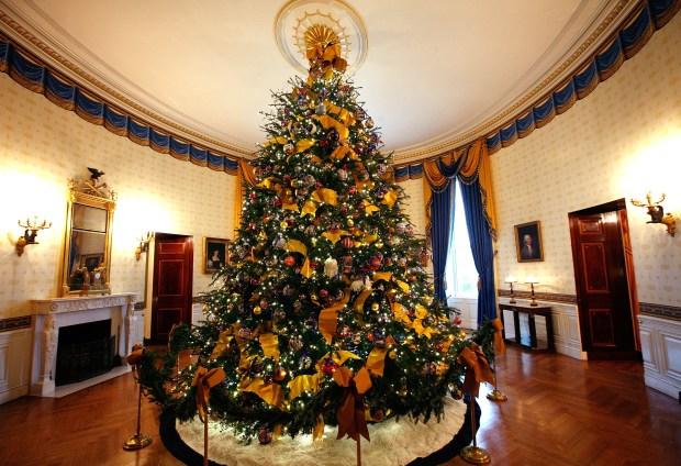 Tis the Season: Tour White House Decorations