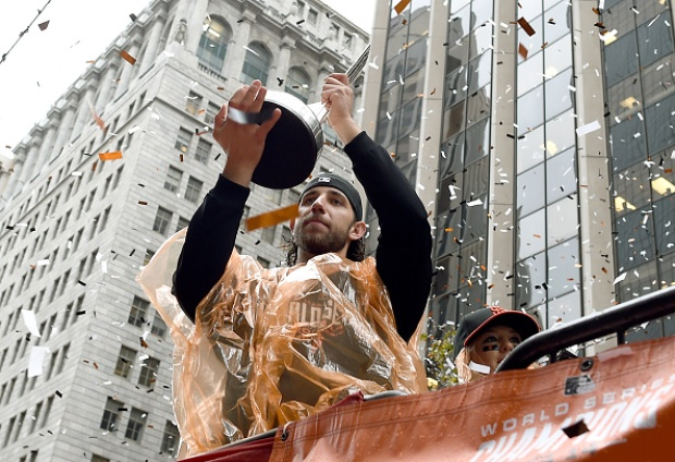 [BAY] Giants Fans Turn Out in Droves for Victory Parade