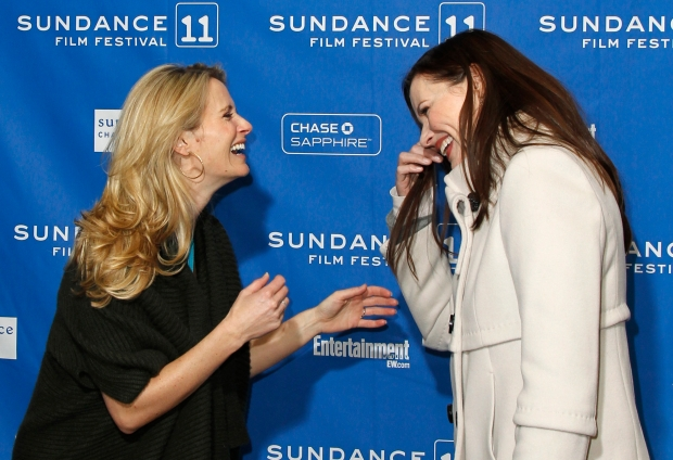 Jennifer Siebel Newsom at Sundance
