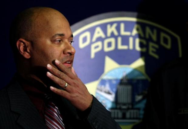 [BAY] Oakland Reacts to Sudden Departure of Police Chief Howard Jordan