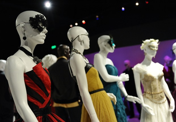 Television Costume Exhibit