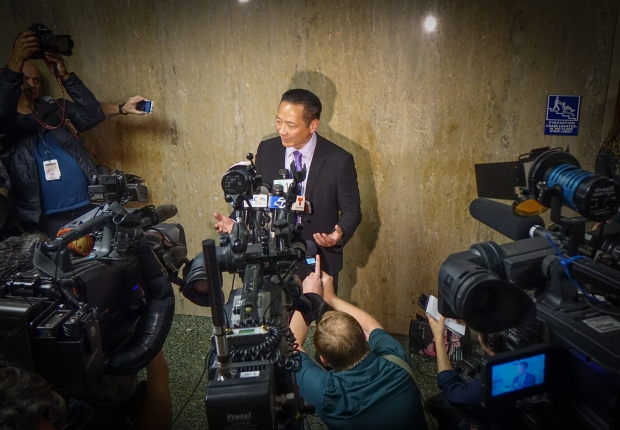 Remembering San Francisco Public Defender Jeff Adachi