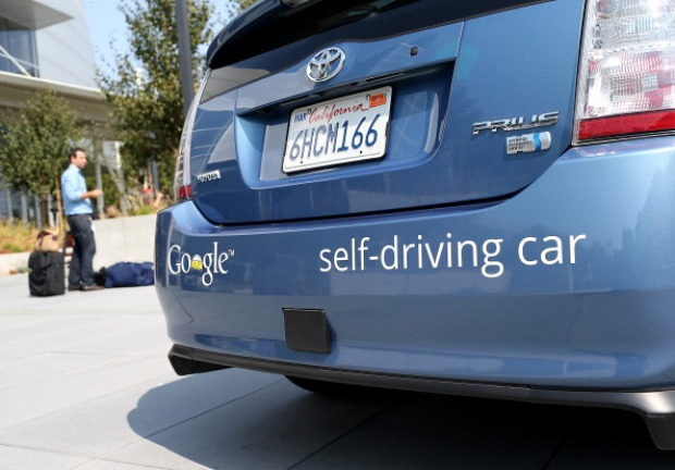 [BAY] Google Says Driverless Cars Mastering City Streets