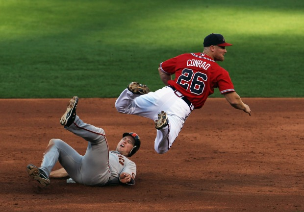 In Pictures: Giants vs. Braves