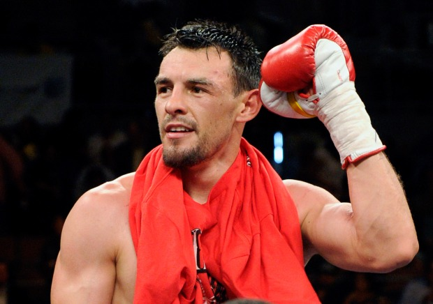 Gilroy's Robert Guerrero Is Ready to Rumble