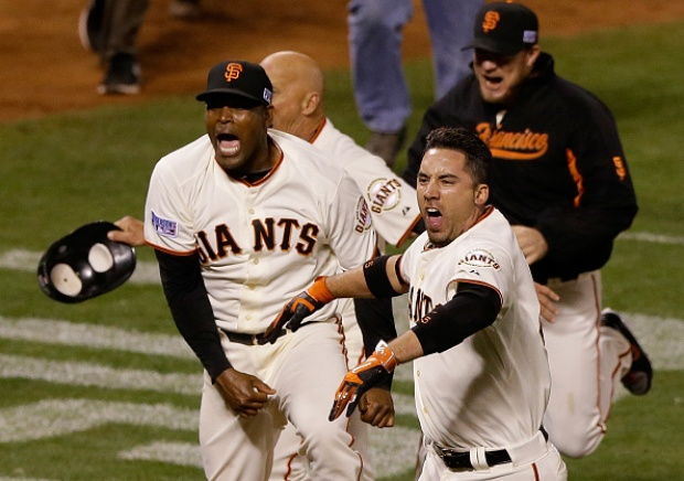 [BAY] Giants Win NL Pennant, Advance to World Series