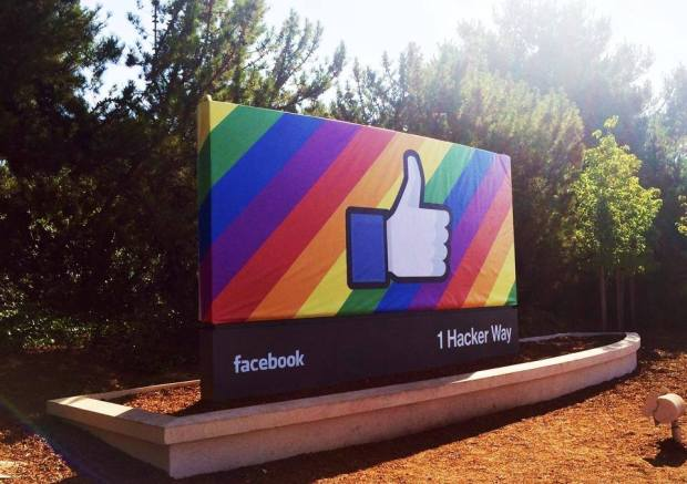 [BAY] Facebook, Google, Mainstream Companies Join Pride Events Across U.S.