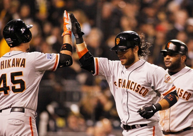 NL Wild Card: San Francisco Giants vs. Pittsburgh Pirates