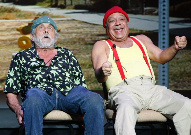"""Cheech & Chong"" House Now a Fixer-Upper for $344K"
