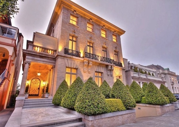 San Francisco's Hellman Mansion Officially For Sale